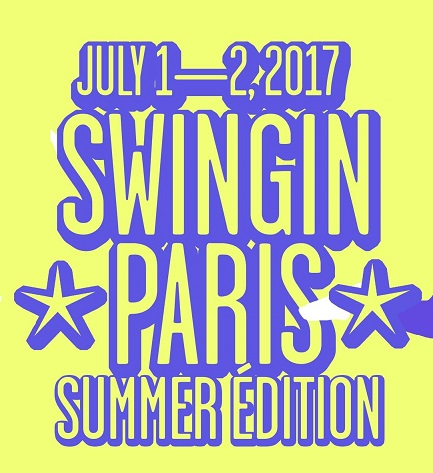 Swingin Paris Summer Edition